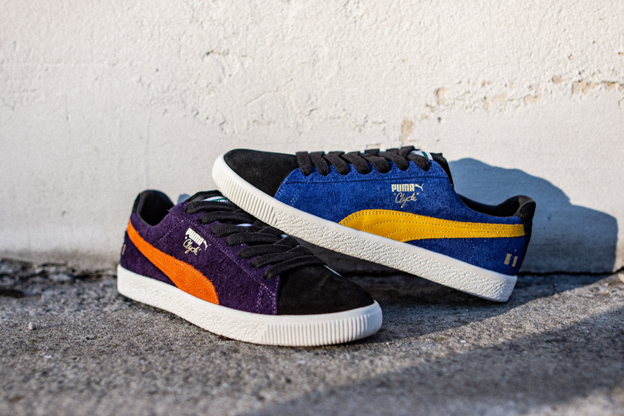 "The Hundreds x Puma Clyde ""Decades"""