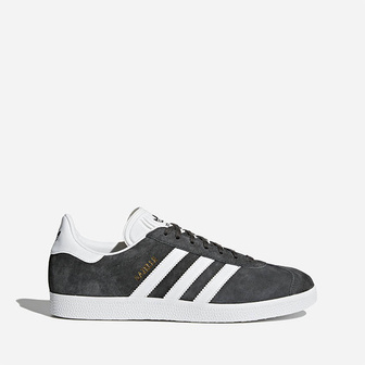 "Damen Schuhe sneakers adidas Originals Gazelle ""Dark Grey Heather"" BB5480"