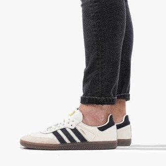 Details zu Adidas Originals Samba Gr 44,5 US 10,5 28,5 cm Artikel # 019000 black white