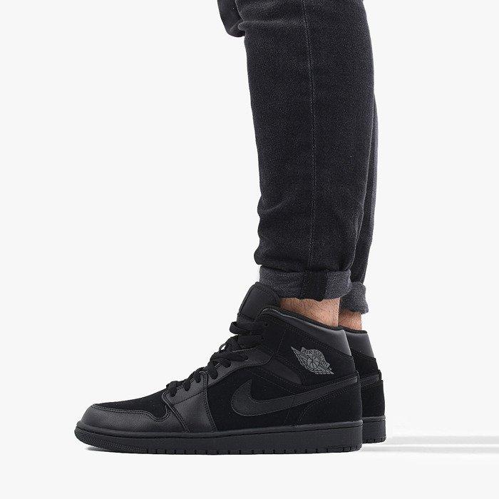 Sneakerstudio Mid 50 050Schwarz Für at Air Jordan 1 89 554724 € FTK1cJ3l