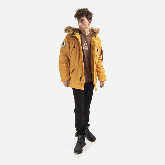 Alpha Industries Polar Jacket 123144 257 | GRÜN | für 269,50