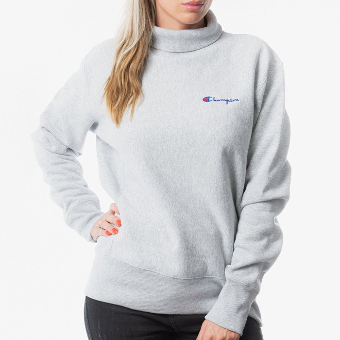 Champion Reverse Weave High Neck Sweatshirt 213605 YS001
