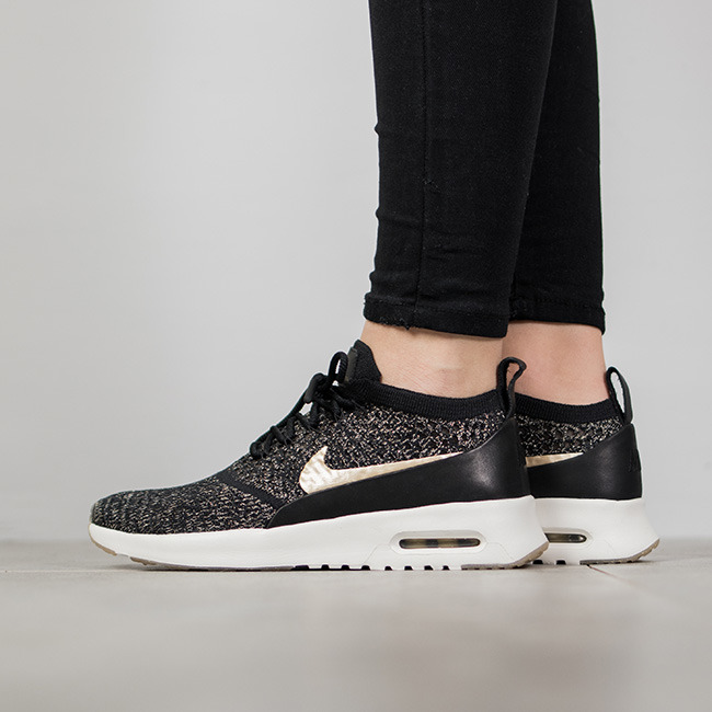 air max thea damen gold