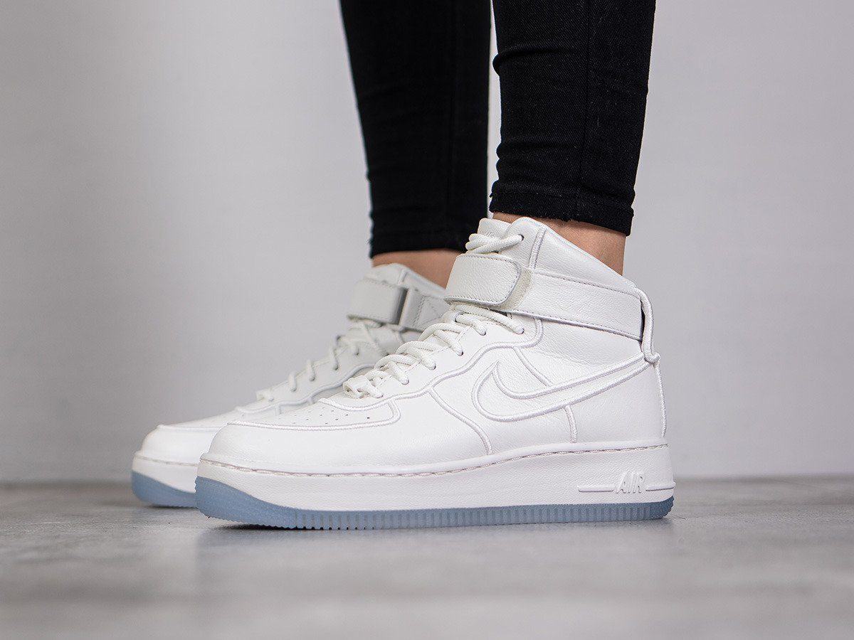 nike air force 1 upstep white