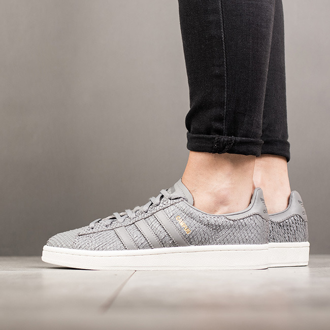 Damen Schuhe sneakers adidas Originals Campus BY9837 | Grau