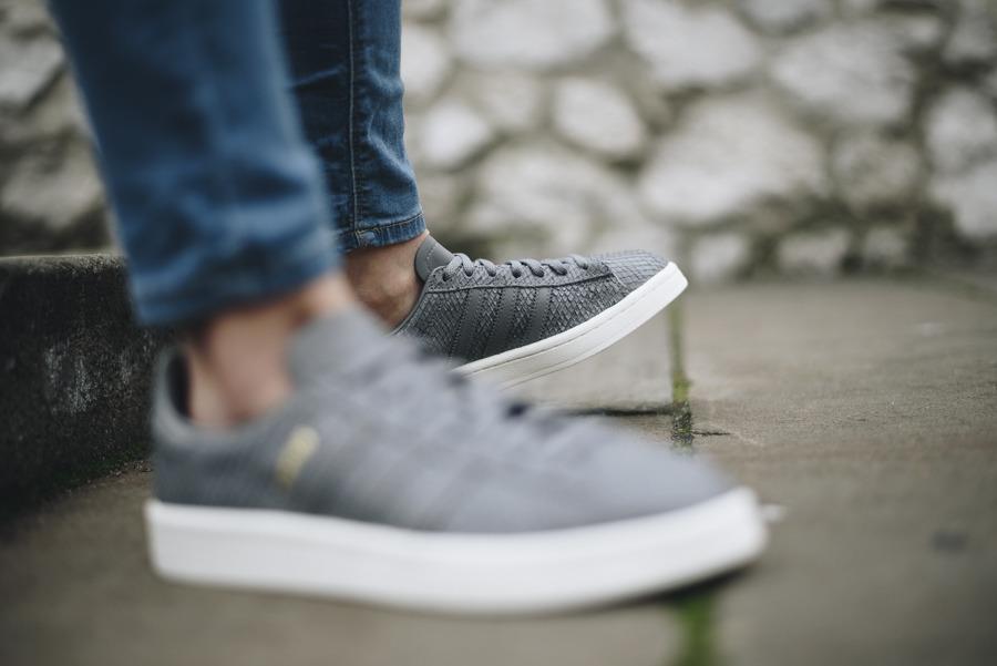 Damen Schuhe sneakers adidas Originals Campus BY9837