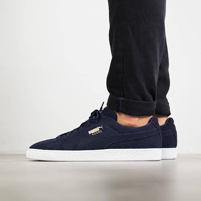 Herren Schuhe sneakers Puma Suede Classic + 3526568 52