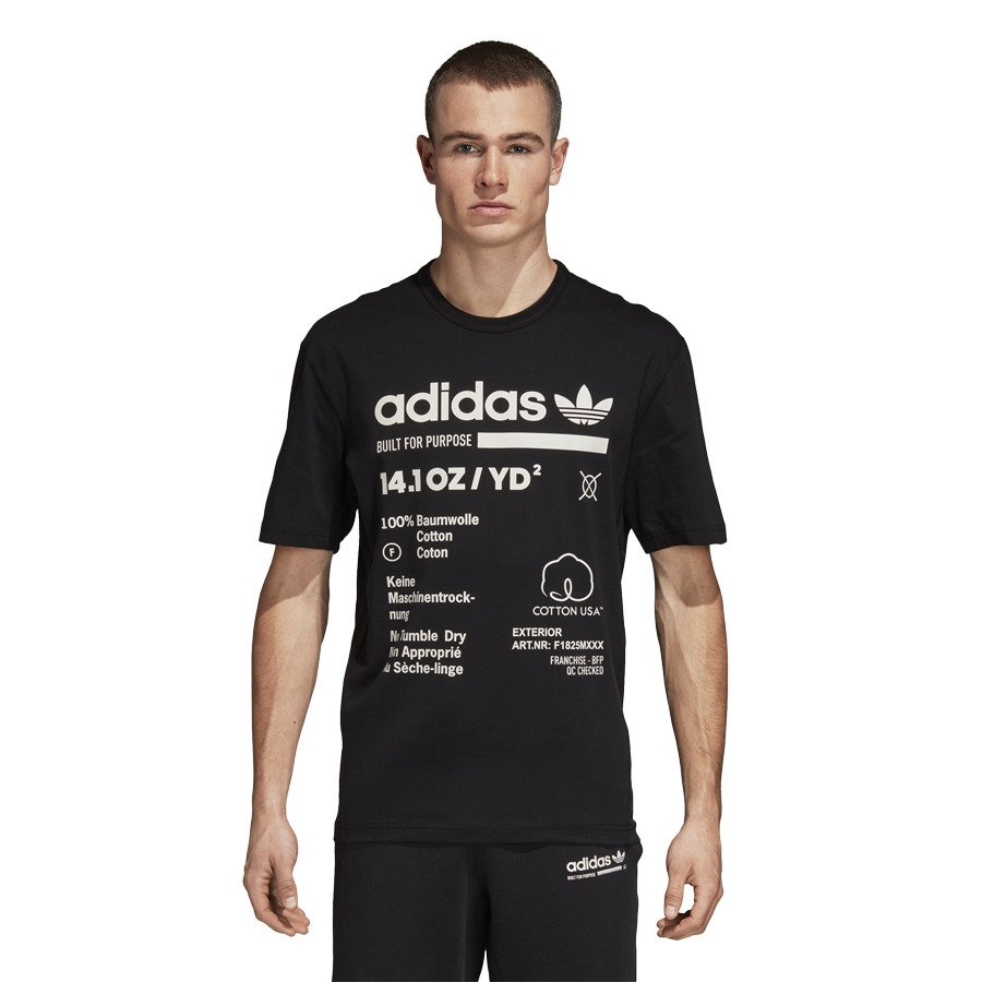 Herren T Shirt adidas Originals Kaval GRP Tee DM2085