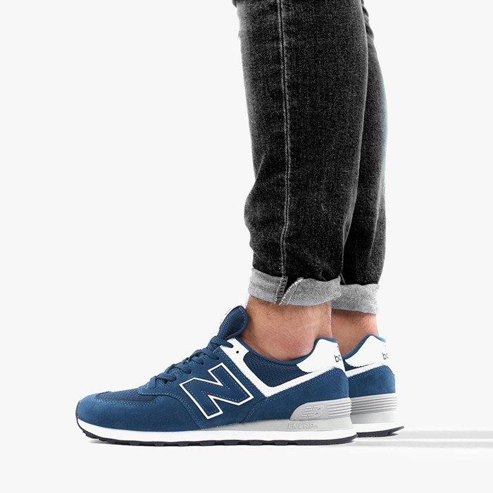 New Balance ML574ESM | BLAU | für 57,25 € SneakerStudio.at
