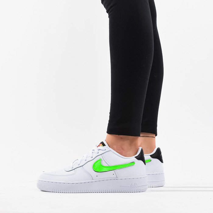 Nike Air Force 1 LV8 3 (GS) AR7446 100 | WEIβ | für 89,50