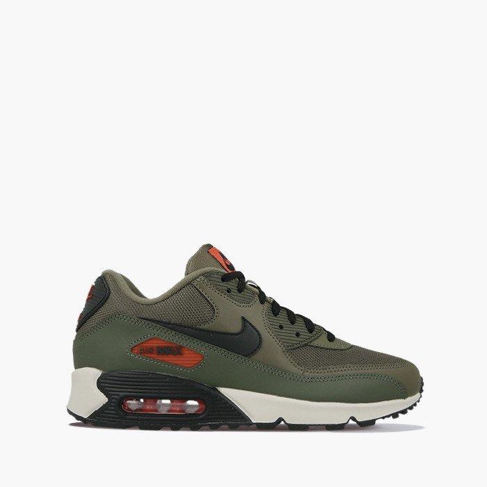 Schuhe Herren Nike Air Max 90 Essential AJ1285 104 (Weiß