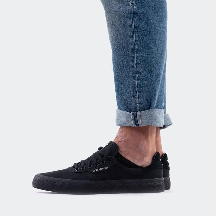 Schuhe sneakersy adidas Originals 3MC B22713 | SCHWARZ | für ...