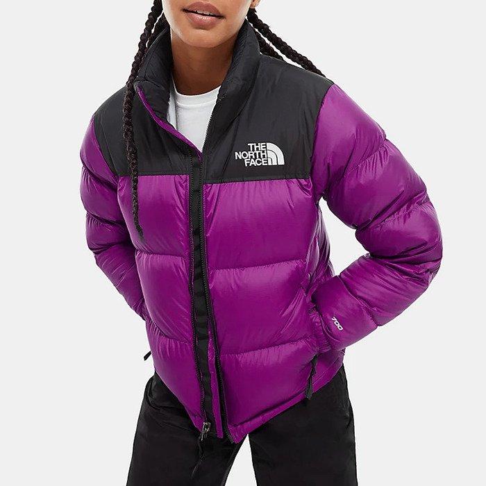 The North Face 1996 Retro Nuptse Jacket T93XEOZDN | VIOLETT