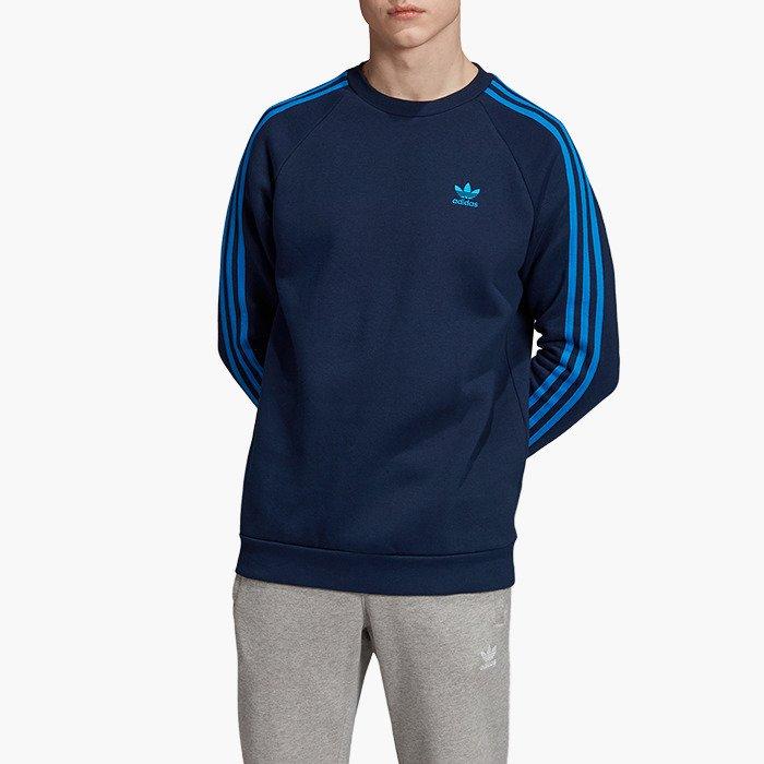 adidas Originals 3 Stripes Crew EK0260 | marineblau | für 49