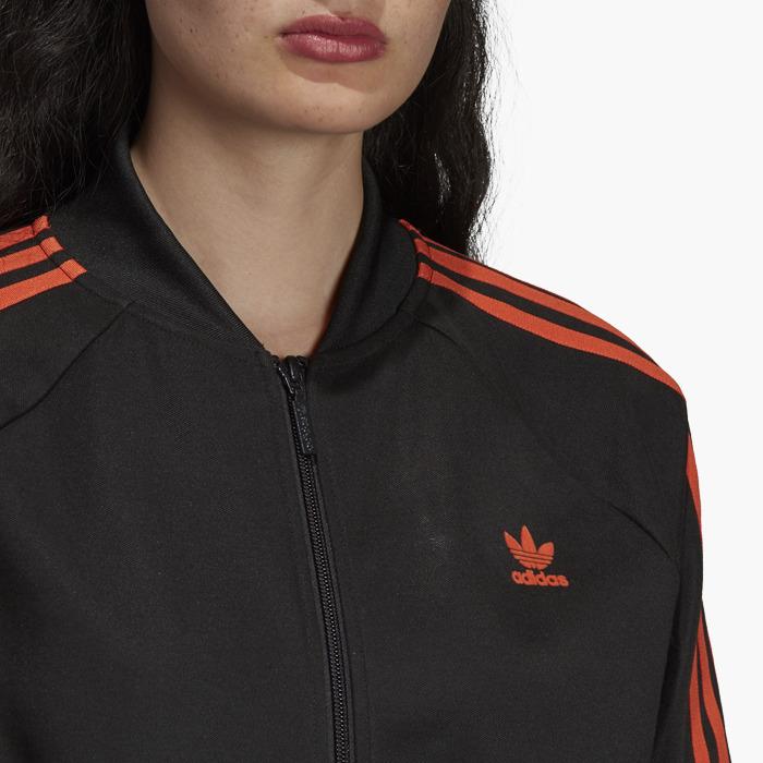 adidas Originals 3 Stripes Track Jacket DU9941 | CZARNY