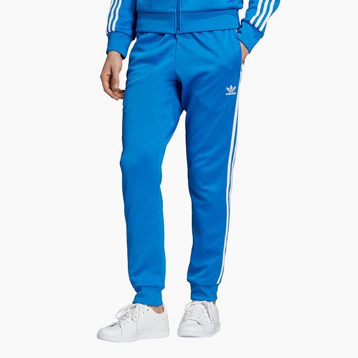 SST Track Pants in 2019   Blue adidas, Pants, Blue pants