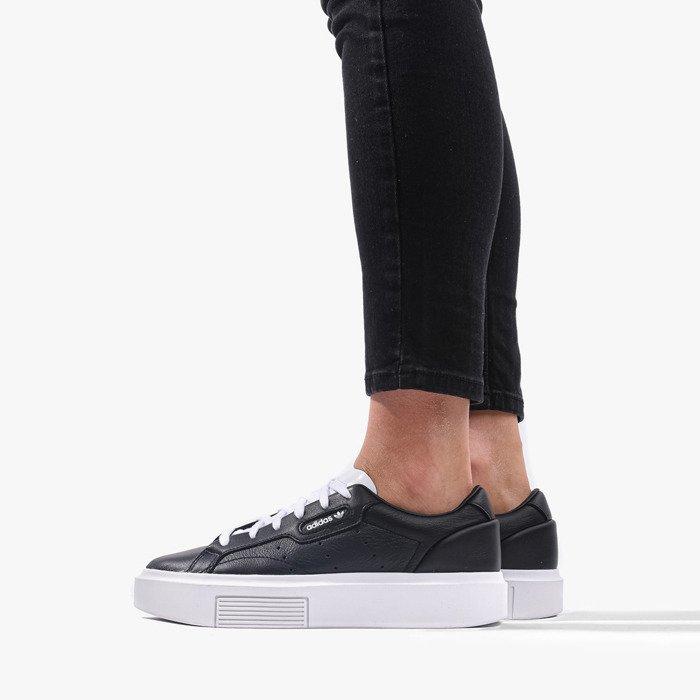 adidas Originals Hypersleek Sneaker Damen Weiss