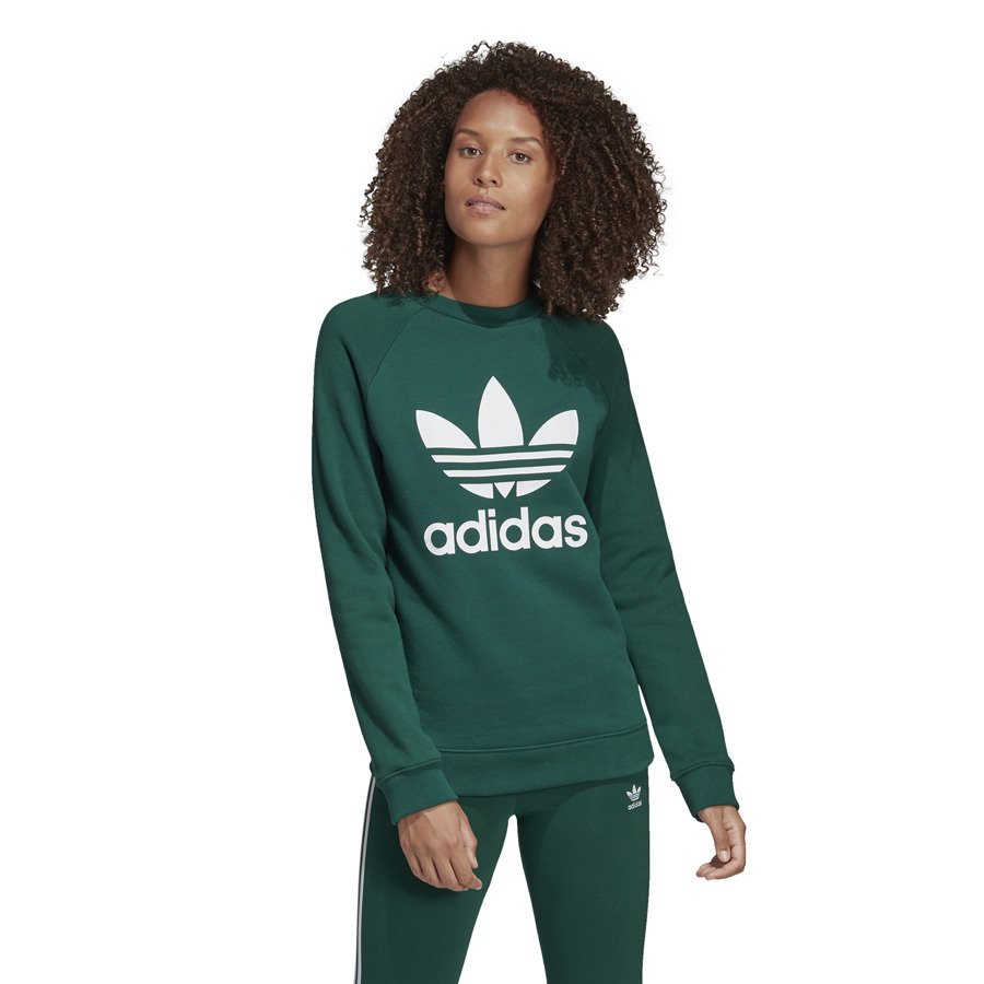 adidas originals sweatshirt grün