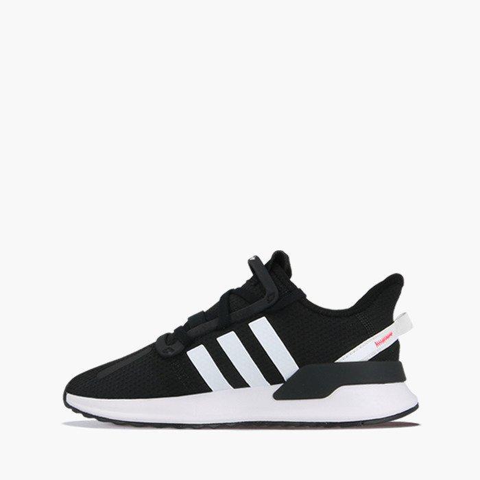 adidas u_path run damen weiß schwarz