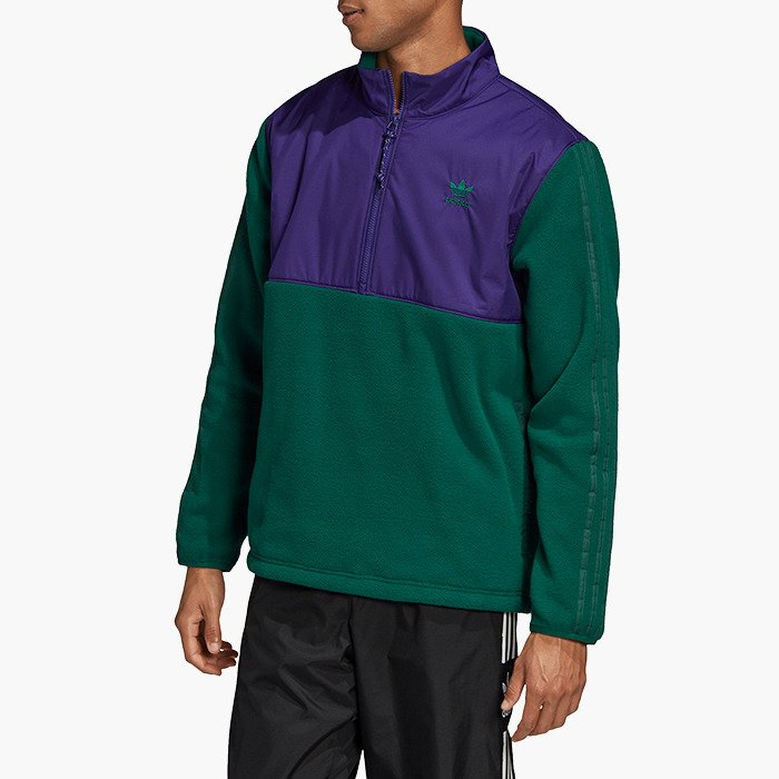adidas Originals Winterized Track Jacket GD0001   GRÜN   für