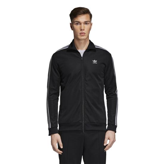 Herren sweatshirt adidas Originals Beckenbauer CW1254 | gelb