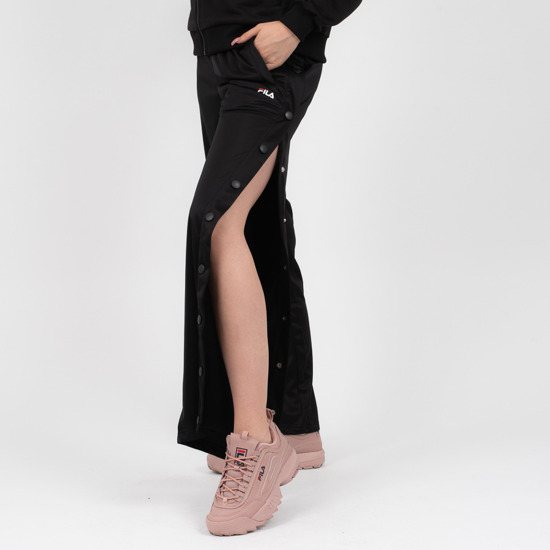 Damen Leggings Fila Vita Black Line 684248 A93 | marineblau