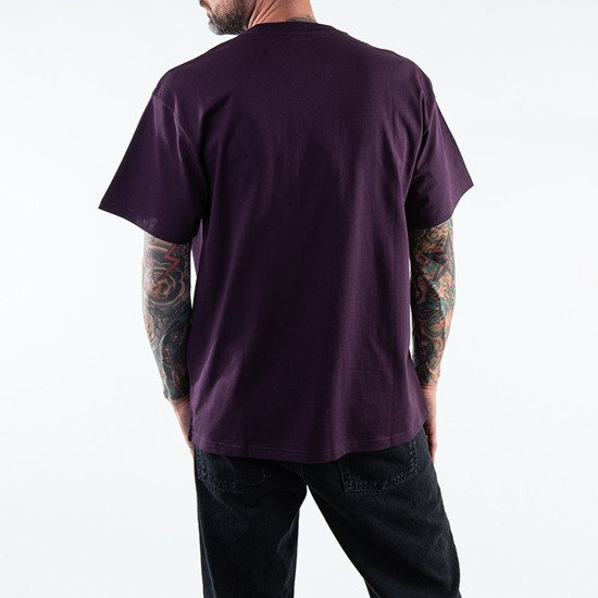 Carhartt WIP Commission T-shirt I028458 BOYSENBERRY
