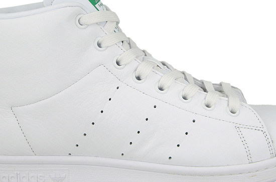 Herren Schuhe sneakers adidas Stan Smith Mid BB0069