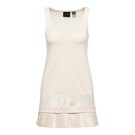 Kleid Puma X Fenty Rihanna Pleated Hem 574261 04