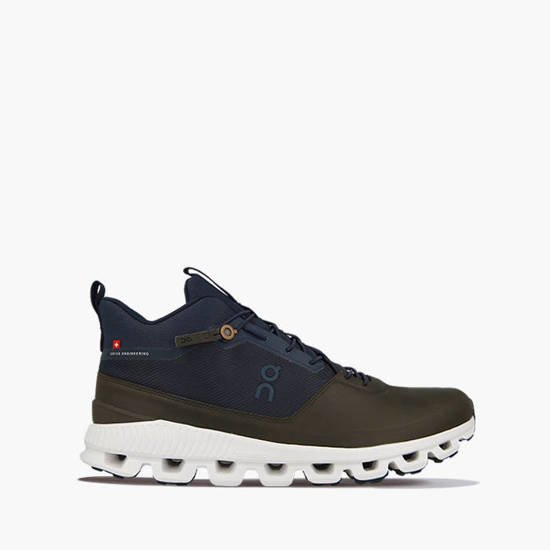 On Running Cloud Hi 2899806 BROWN