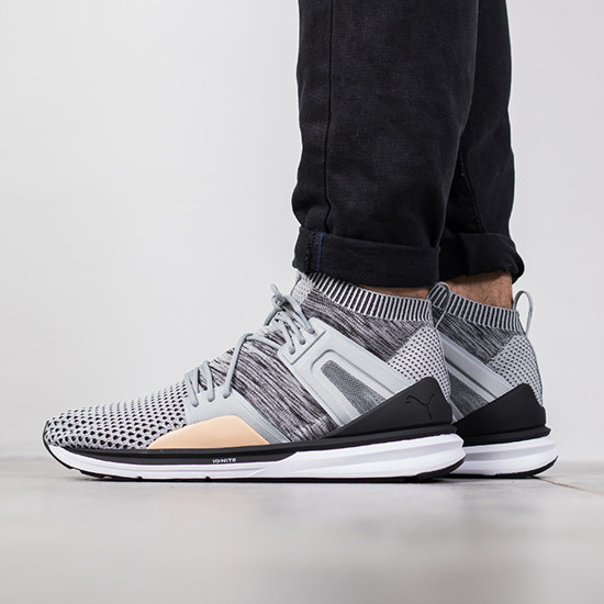 Puma Blaze Of Glory Limitless Hi evoKNIT 363134 02
