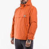 Carhartt Nimbus Pullover I027639 BRICK ORANGE