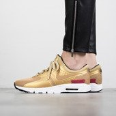 "Damen Schuhe sneakers Nike Air Max Zero ""Metallic Gold"" 863700 700"
